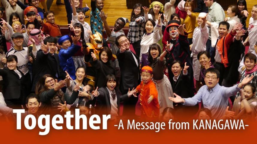 Together -A Message from KANAGAWA-の画像