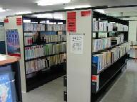 図書コーナー(イメージ)