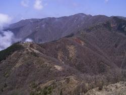 (写真6)三ノ塔からの景色