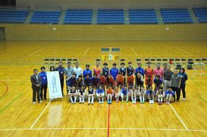 2015年度 三県省道スポーツ交流事業