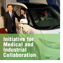 Initiative for Medical and Industrial Collaboration