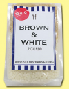ブラウンアンドホワイト