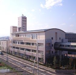 教育棟の写真