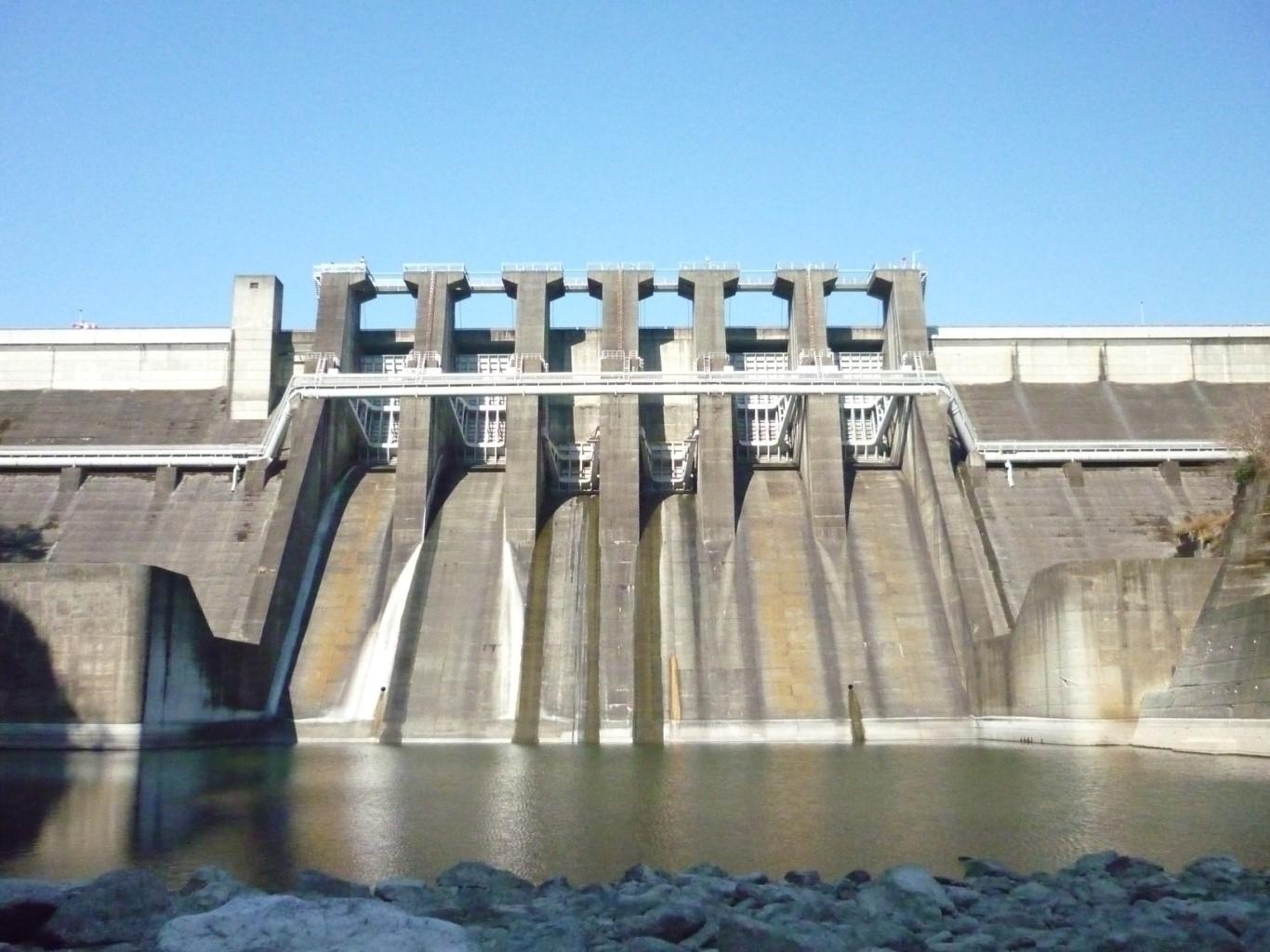 川 ダム 相模