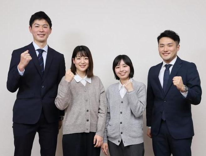 新採用職員座談会 - 神奈川県ホームページ