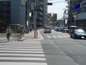 歩道整備の写真