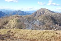 写真:蛭ヶ岳1